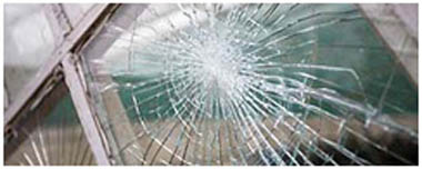 Colchester Smashed Glass